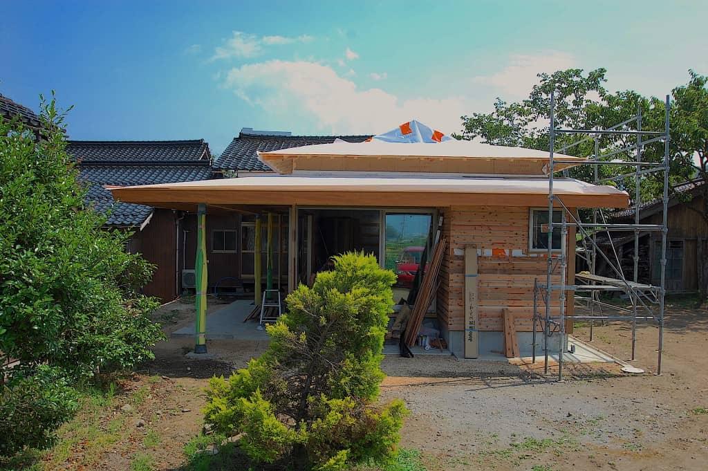 Kさま邸・庵(いおり)