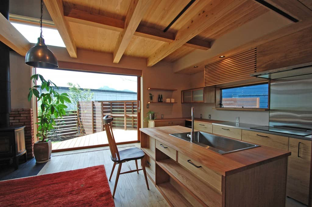 Y邸キッチン