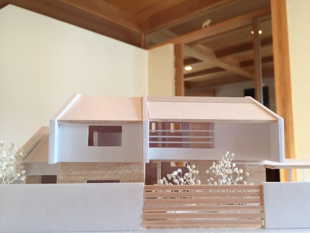 Yさま邸・模型